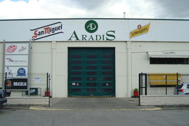 Aradis-web